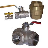 We are able to supply ball valves of various types and nature. Albion Oil Filters which the group has been selling for over 10 years